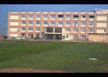 Cambridge International Sr. Sec. School Khurampur Building Image