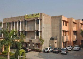 Sardar Patel Senior Secondary School Building Image