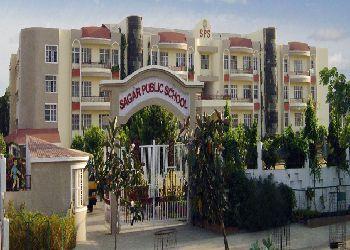 Sagar Public School, 9A, Saket Nagar, (4924), Phanda Urban New, Ward No. 55 Nagar Nigam Bhopal, Bhopal - 462024 Building Image