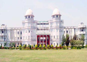 Delhi Public School (DPS), Near Nagpur Road, Narayanpur, Jabalpur - 482003 Building Image
