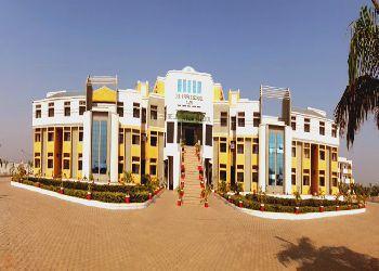 Delhi Public School (DPS), Chaka, Katni - 483501 Building Image