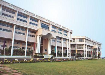 Agarwal Public School Building Image