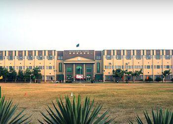 Satluj Public School Building Image