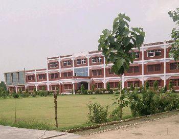 Arya Kanya Gurukul More Majra Building Image