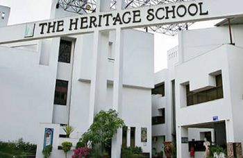 Heritage Xperiential Learning School (The Heritage School), Sector 62, Gurgaon - 122011 Building Image