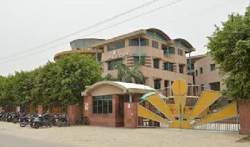 Delhi Public School (DPS), Sector 45, Sushant Lok, Gurgaon - 122001 Building Image
