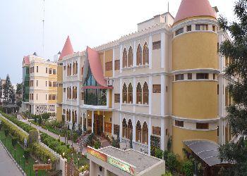 The Gurukul Building Image