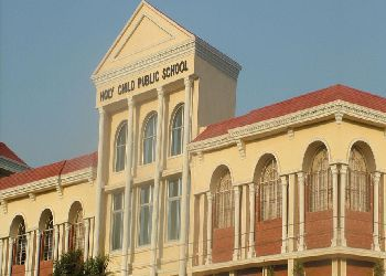 Holy Child Public School Building Image