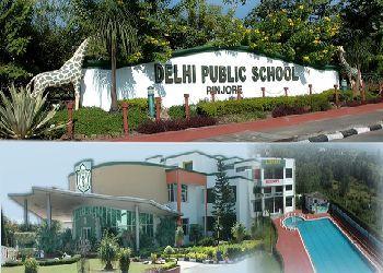Delhi Public School (DPS), Pinjore, Panchkula - 134104 Building Image