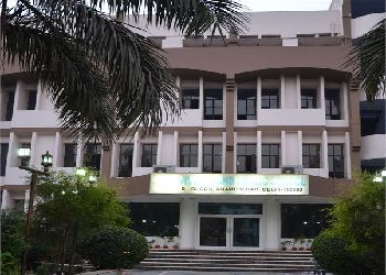 Vivekanand Middle School Building Image