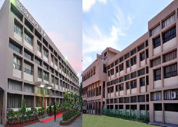 Manav Mangal School Building Image