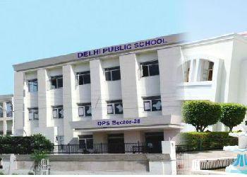 Delhi Public School (DPS), Maruti Kunj, Bhondsi, Gurgaon - 122102 Building Image