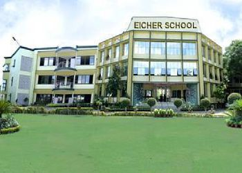 Eicher School, Sector 46, Badkhal, Faridabad - 121003 Building Image