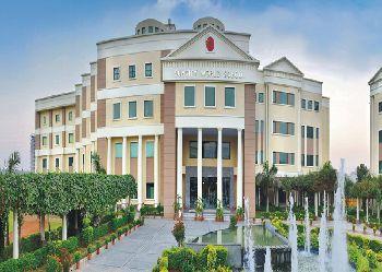 Suncity School, Suncity Township, Suncity, Sector 54, Gurugram, Haryana - 122011 Building Image