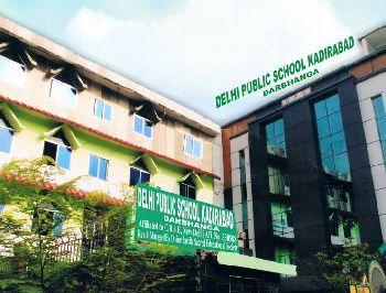 Delhi Public School (DPS), Kadirabad. Darbhanga, Bihar - 846004 Building Image
