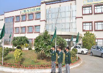 Delhi Public School (DPS), Devsar, Bhiwani - 122570 Building Image
