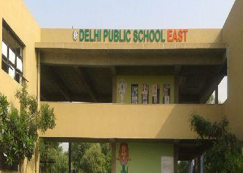 Delhi Public School (DPS), East, Dascroi, Hirapur, Ahmedabad - 382435 Building Image