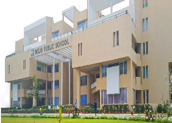 Delhi Public School (DPS), Sector 19, Mathura Road, Faridabad - 121001 Building Image