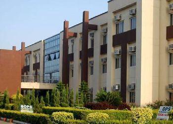 Delhi Public School (DPS), Near Jyotisar, Pehowa Road, Kurukshetra - 136119 Building Image