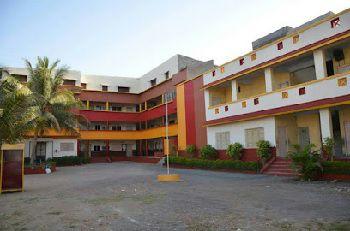 Logos Mission School Building Image