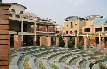 Sanskriti School, Dr. S. Radhakrishnan Marg, Chanakya Puri, New Delhi - 110021 Building Image