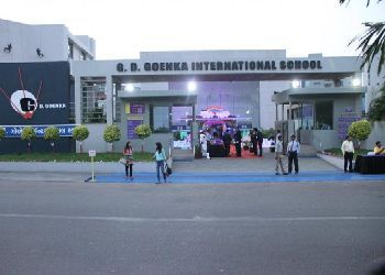 G D Goenka International School,  Wisdom Valley campus, Nr. Anuvrat Dwar, New City Light Road, Surat - 395007 Building Image