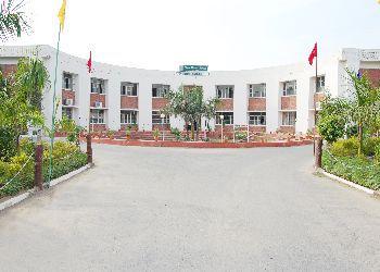 Delhi Public School (DPS), Bopal Square, Near Bopal Railway Crossing, Ahmedabad - 380058 Building Image