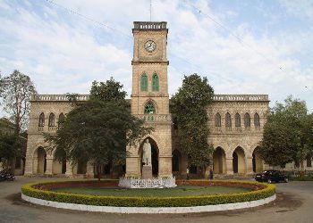 Rajkumar College Building Image