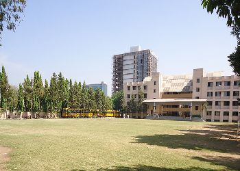 Delhi Public School (DPS), Vadodara Corporation, Vadodara - 390012 Building Image