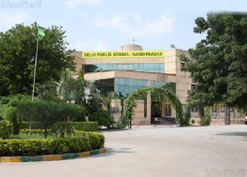 Delhi Public School (DPS), Ambapur, Gandhinagar - 382421 Building Image
