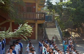 Green Mount School Building Image