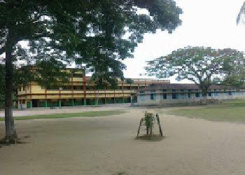 Nirmala English High School Building Image