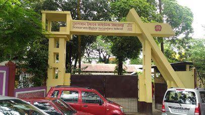 Sonaram Higher Secondary School Building Image