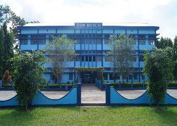 Don Bosco High School Building Image