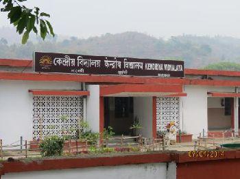 Kendriya Vidyalaya Narangi Building Image