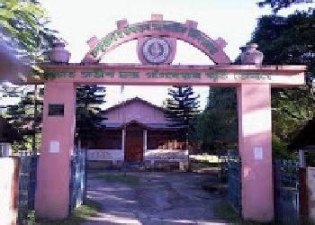 Dhakuakhana Higher Secondary School Building Image