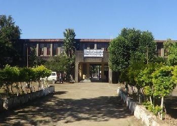 Jawahar Navodaya Vidyalaya Building Image