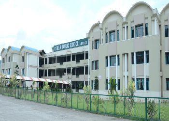 Delhi Public School (DPS), ahom gaon, NH-37, Guwahati, Assam 781034 Building Image