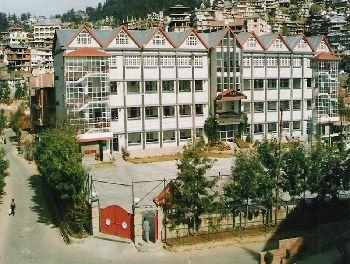 D. A. V. Public School, New Shimla, Kasumpati, Pateog, Shimla - 171009 Building Image