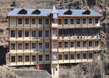 DAV Centenary Senior Secondary Public School, Kotkhai, Himachal Pradesh - 171202 Building Image