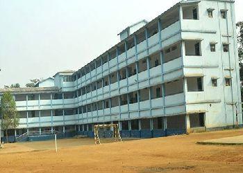 D. A. V. Public School Building Image