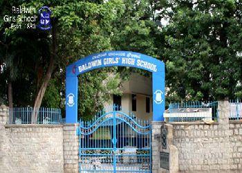Baldwin Girls High School, South3, Shantala Nagara W No 111, Bengaluru U South - 560025 Building Image