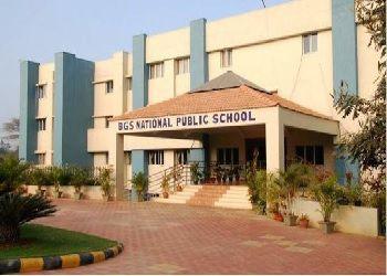 BGS National Public School Building Image