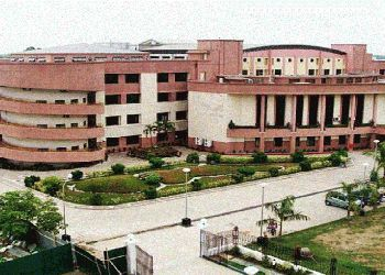 Delhi Public School (DPS),  Sathnur Village, Bagalur Post, Off Bellary Road, Jalla Hobli, Bengaluru - 562 Building Image