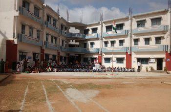 Yashasvi Vidyanikethan Building Image