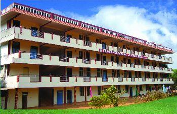 Bhuvana Jyothi Residential School Building Image