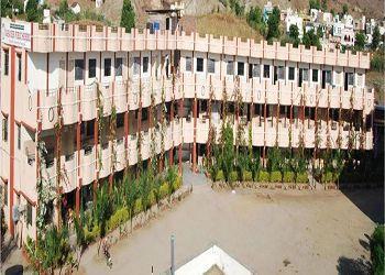 Mahaveer Public School, Jodhpur City, Jodhpur - 342007 Building Image