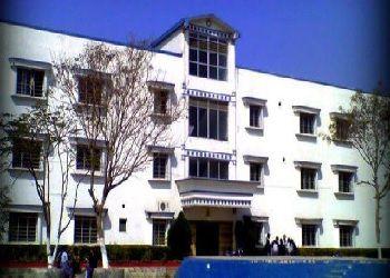 Modern Public School Building Image