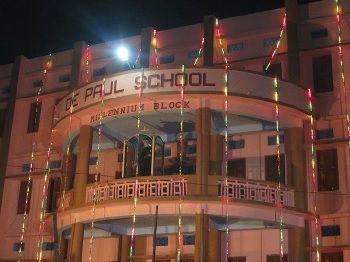 De Paul School, Brahmapur - Admissions 2019, Fee Structure