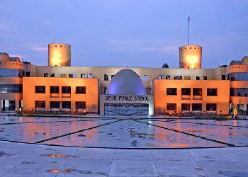 Delhi Public School (DPS), Jhamat, Ludhiana-1, Ludhiana - 141117 Building Image
